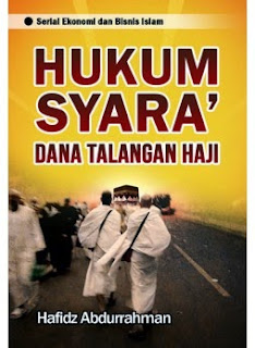 Hukum Syara Dana Talangan Haji | TOKO BUKU ONLINE SURABAYA