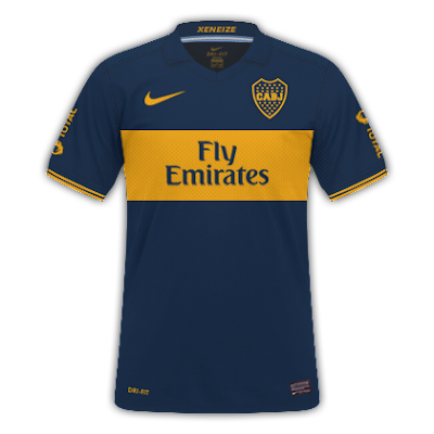 Boca, Nuevo Sponsor? Posible Camiseta.