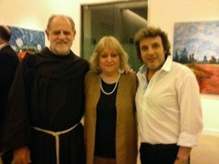 PADRE FRAY JORGE ALBERTO BENDER Y ALICIA MACIEL
