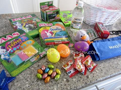PAAS Heinz Easter Basket
