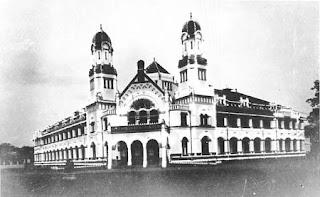 Sejarah Gedung Lawang Sewu