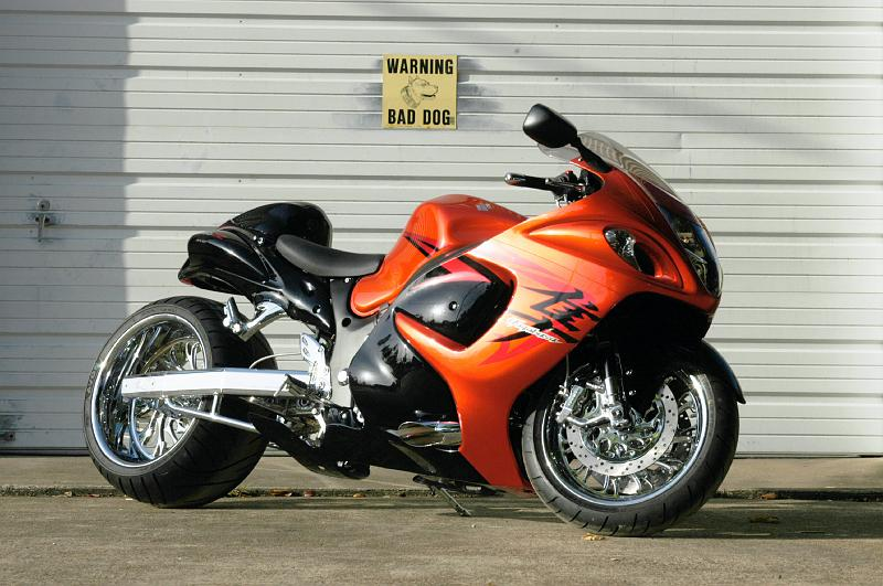 Fast Bikes Online Suzuki Hayabusa Turbo