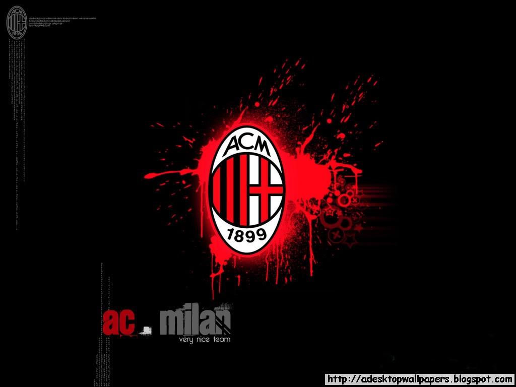 Ac milan football club desktop wallpapers for The club milan