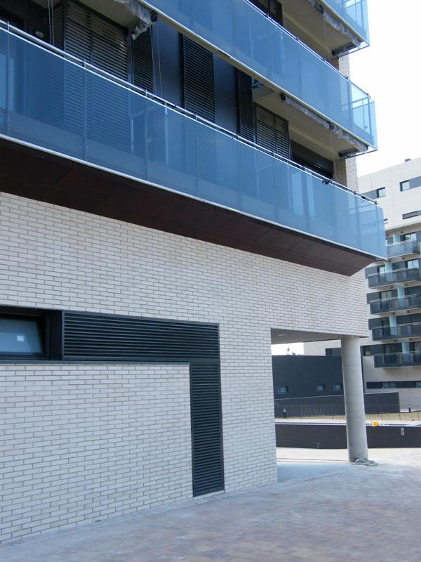 146 viviendas en castellarnau sabadell 3 fase el - Arquitectos sabadell ...