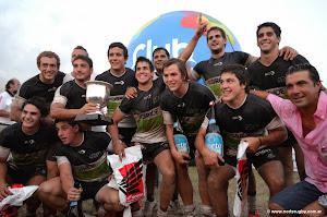 Los Mayuatos Campeones del Seven de Tafí