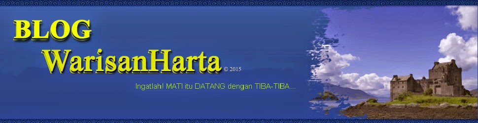 Blog WarisanHarta