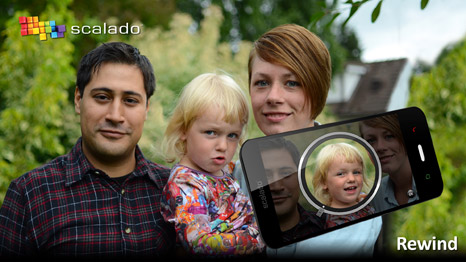 Scalado Rewind App to Capture the Perfect Group Pictures