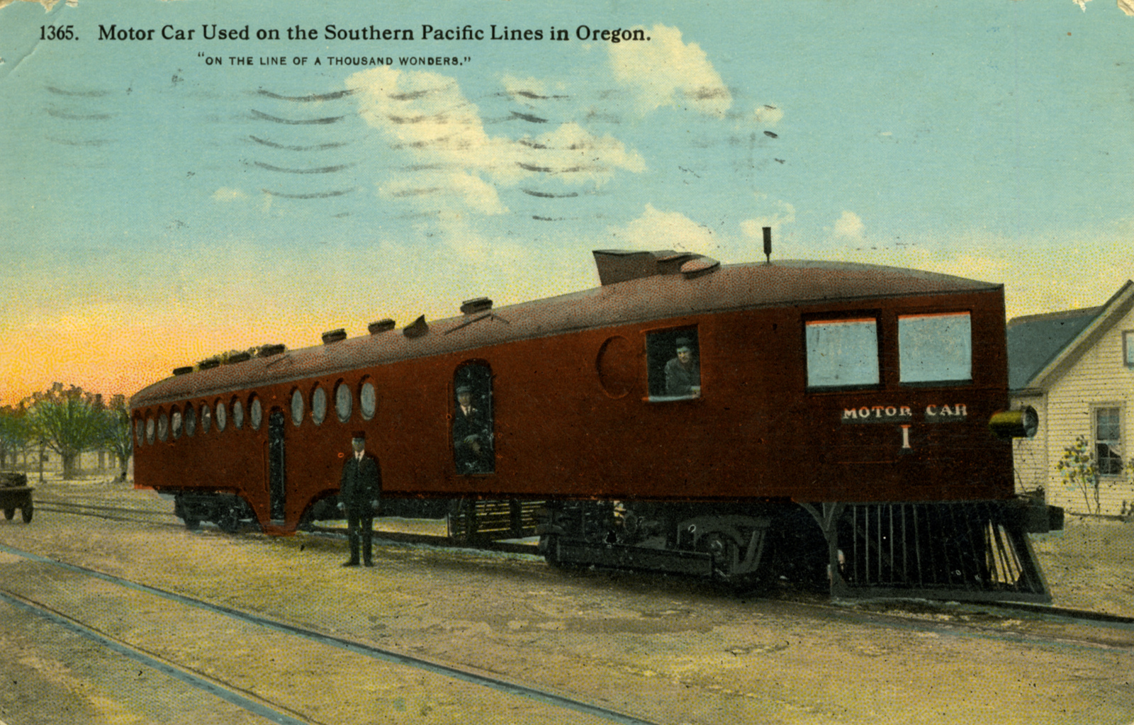 Speedboys motor car southern pacific lines oregon for Southern motors used cars