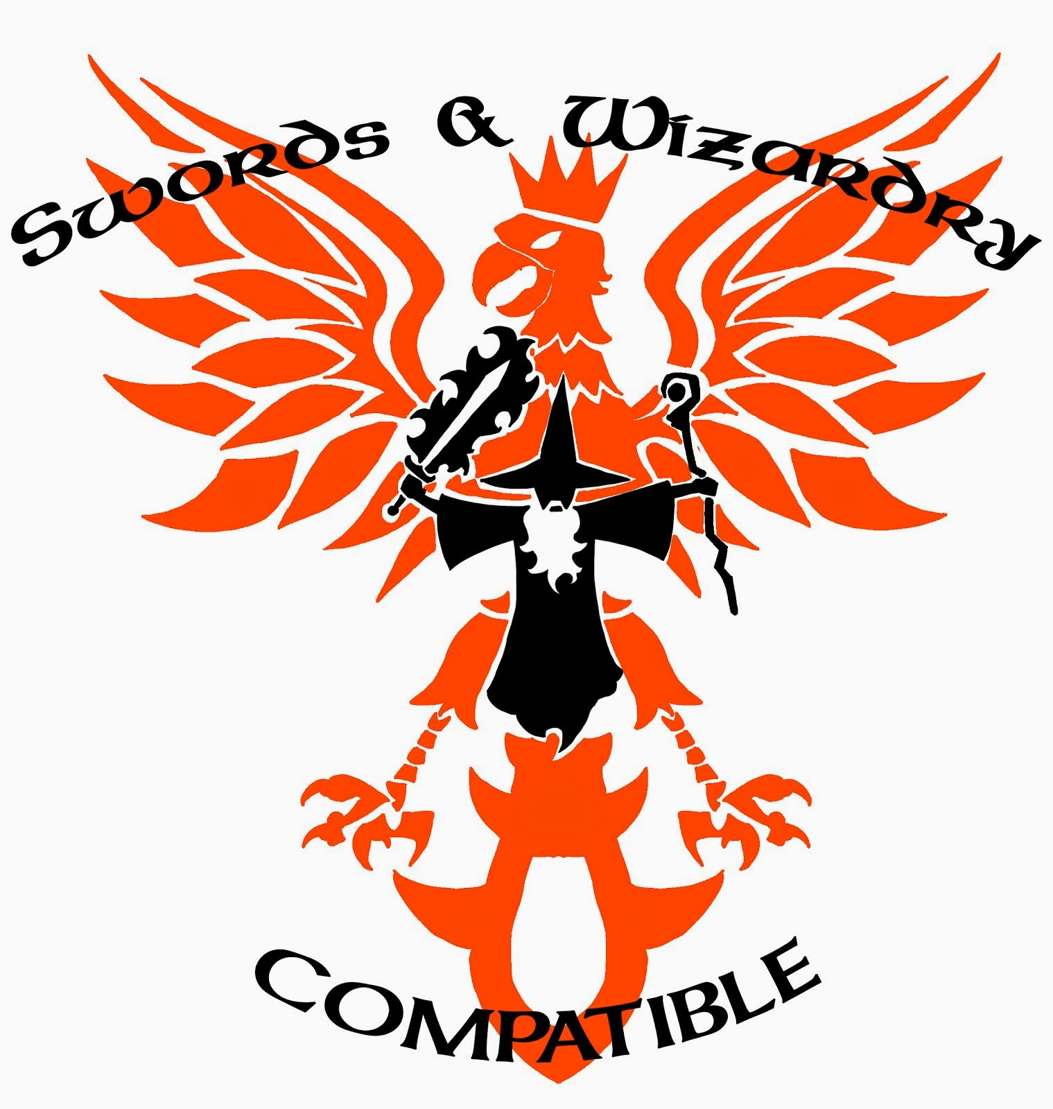 Swords & Wizardry Compatibility Logo