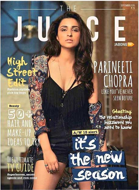 THE JUICE by JABONG: MAGAZINE REVIEW image