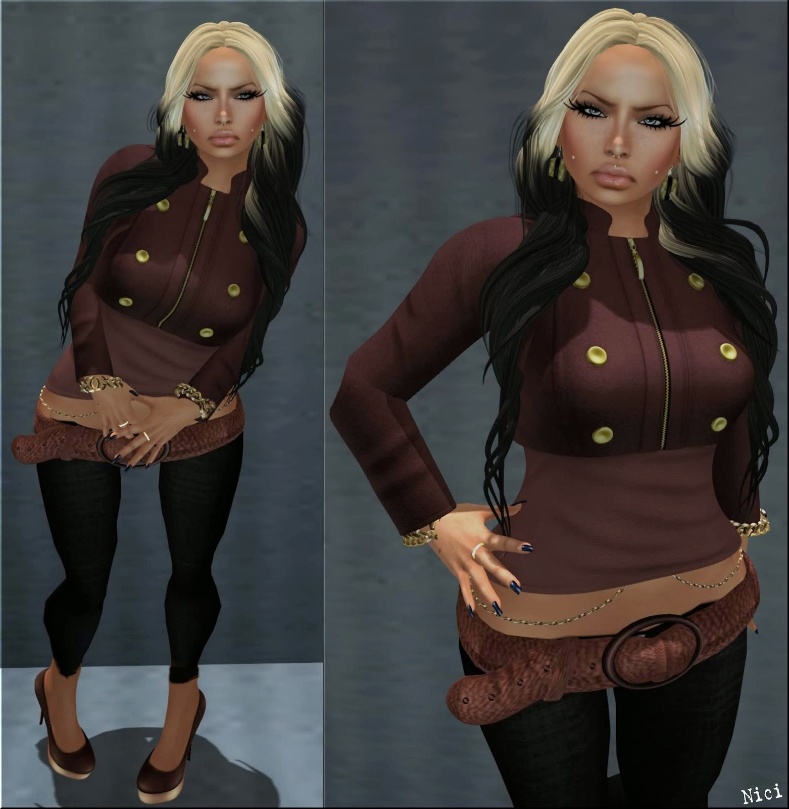 Feed Second Life Feed Nici 39 S Fashion Style Blog Of The Week
