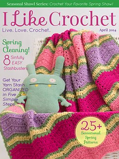 I Like Crochet, April 2015