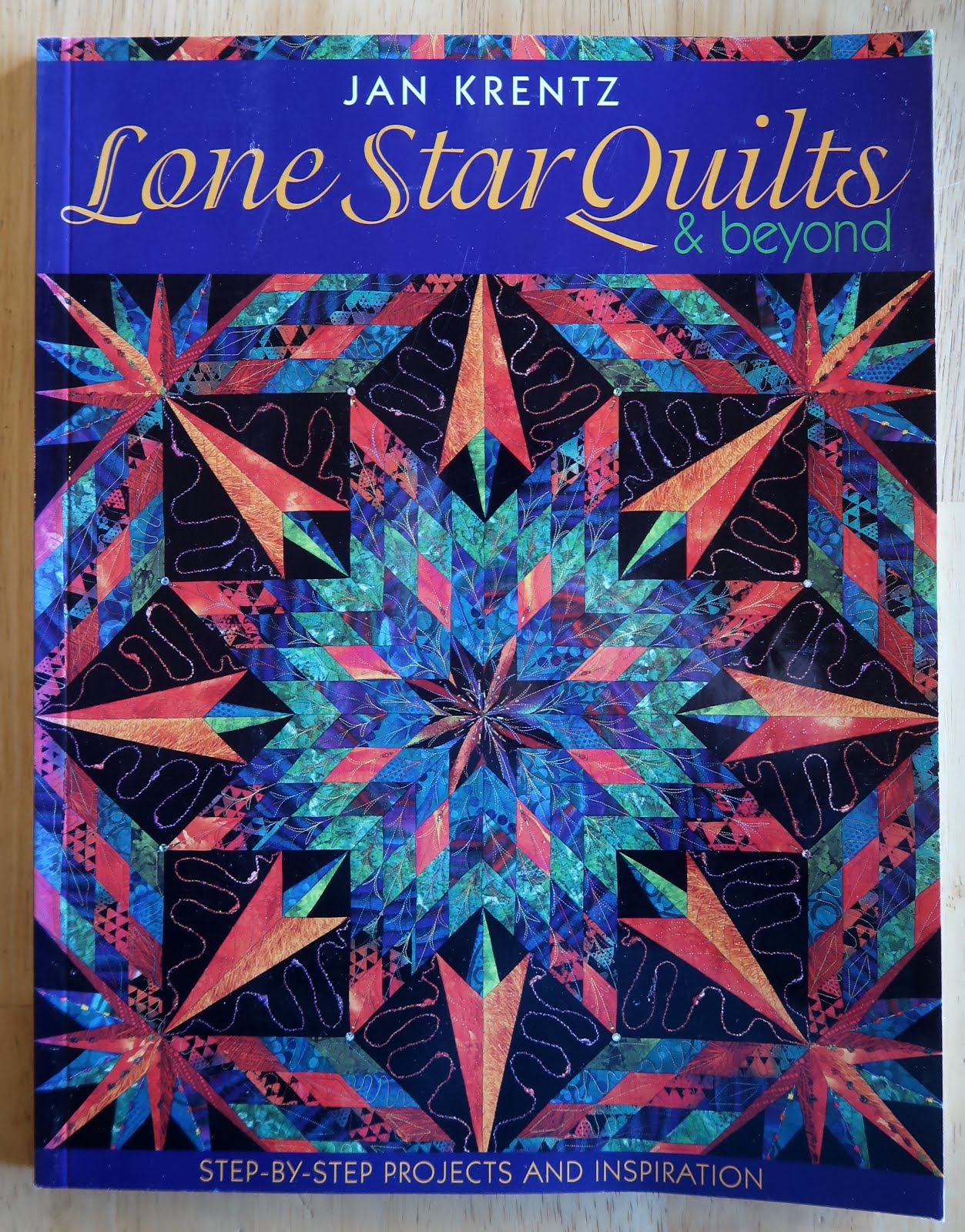Lone Star Quilts by Jan Krentz