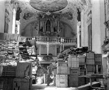 Adolf Hitler's Art Collections