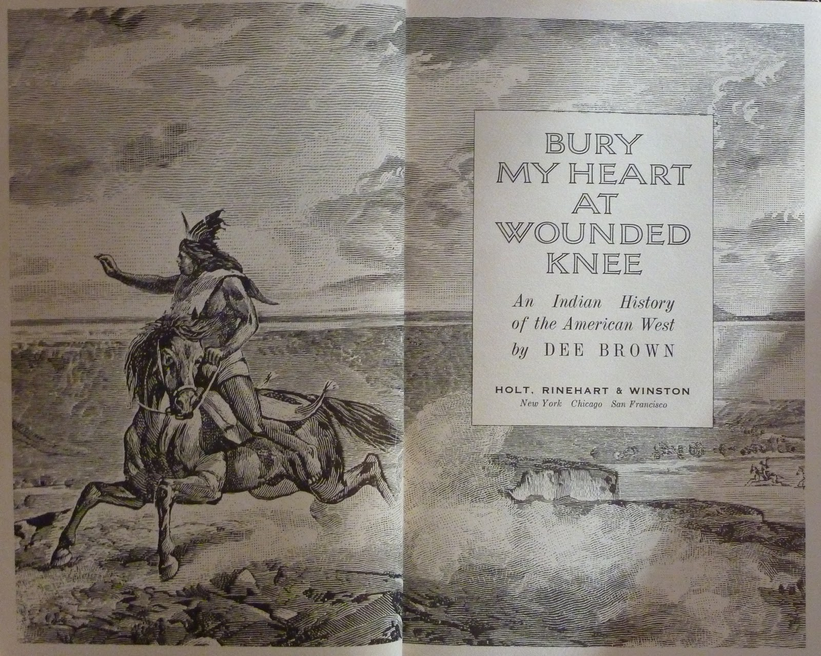 bury my heart at wounded knee film essay You have not saved any essays bury my heart at wounded knee, written by dee alexander brown, is a great novel that shows the attempted genocide of indian nations many of the young indian children were stolen and forced into slavery most of the children died along their journey at the battle of.