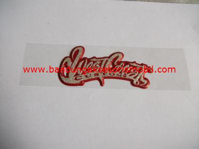 Emblem Metalic Besar Exclusive West Coast