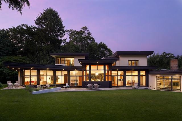 home design Chestnut Hill Residence