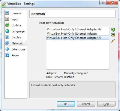 Virtualbox Bridged Networking Driver