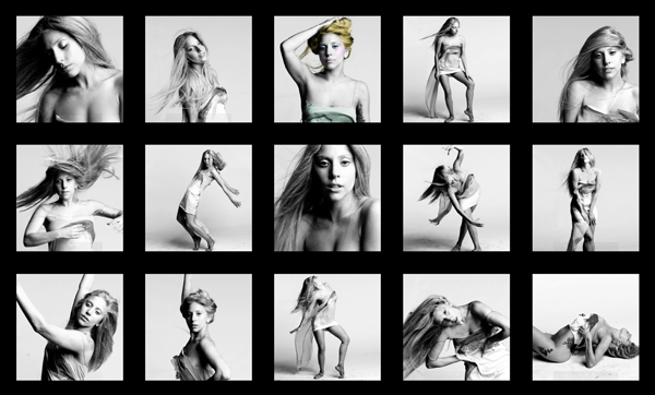 Love Collage Backgrounds Black And White