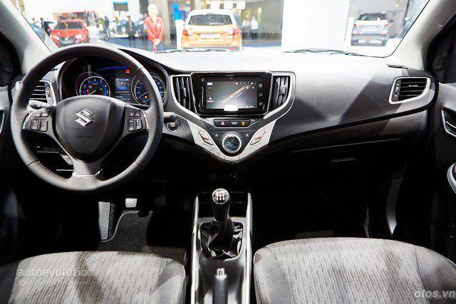 Xe Suzuki Baleno giá 171 triệu hút khách tại Ấn Độ