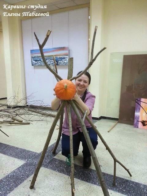 выставка карвинг елена табаева