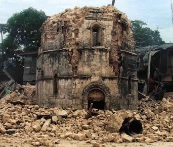 BOHOL EARTHQUAKE 25