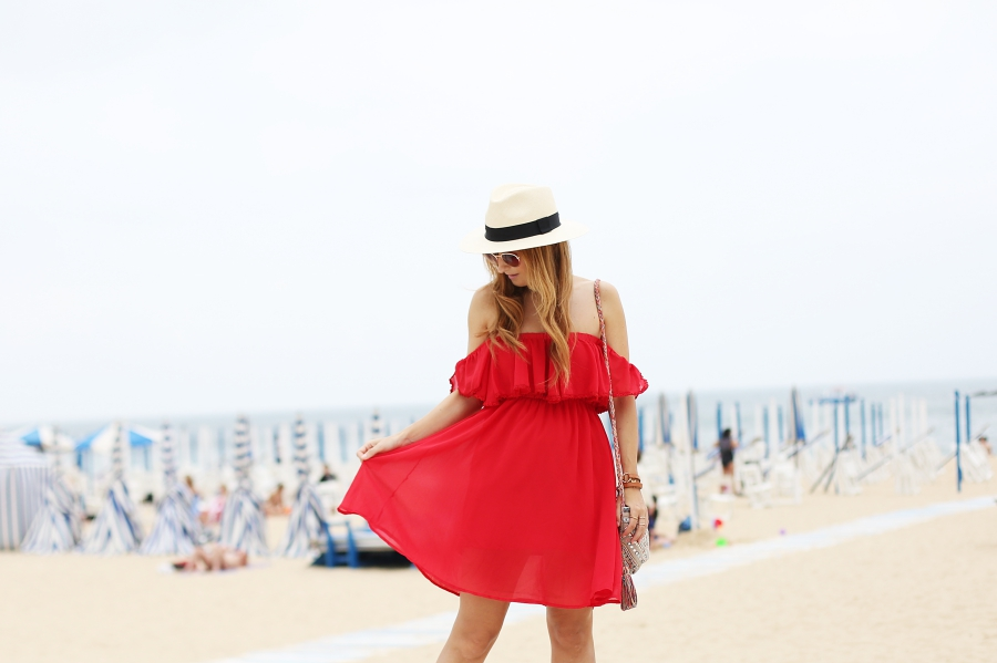 Off Shoulder dress Chicwish