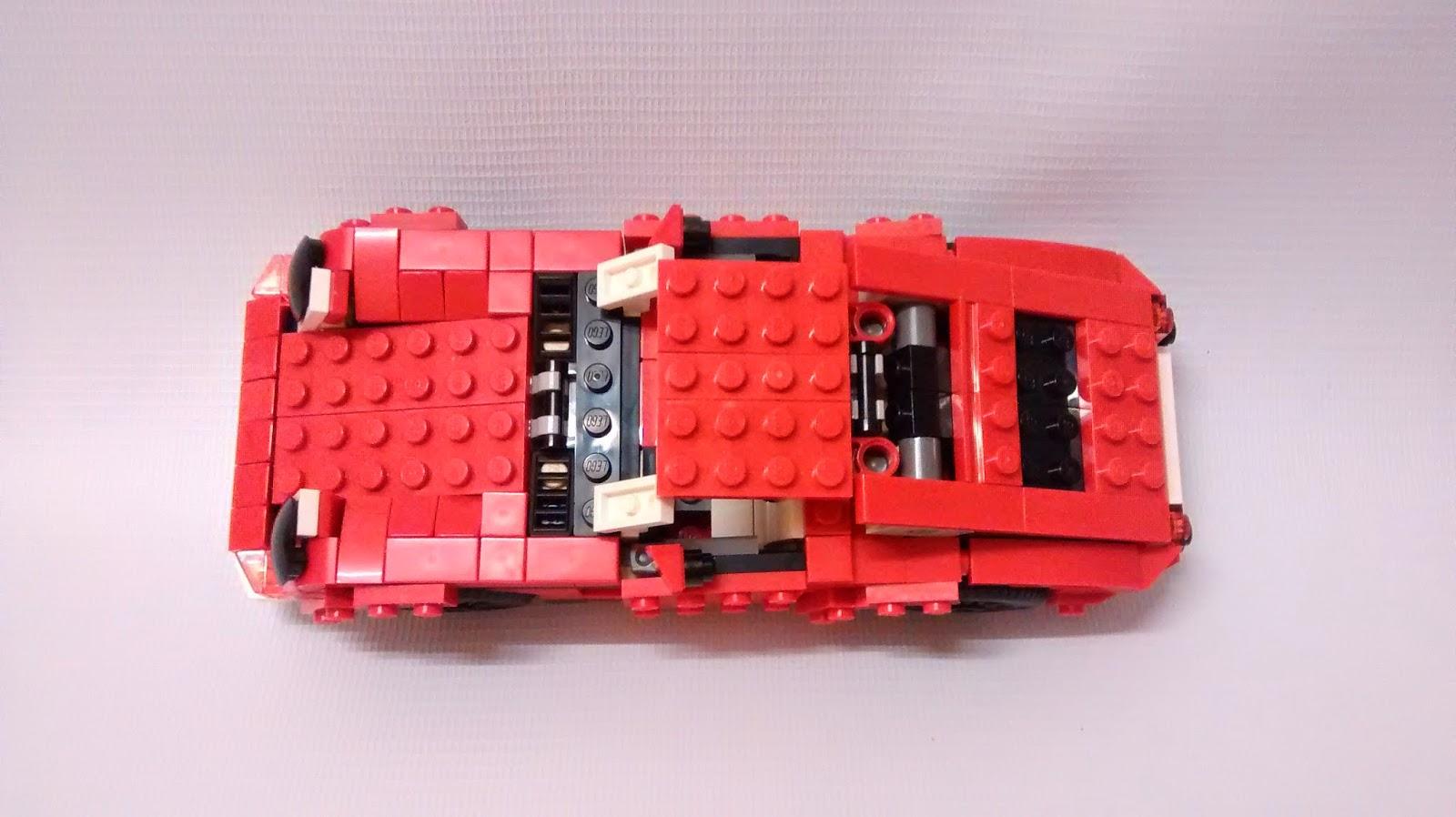 Yoshiny S Design Lego 31024 Alternate Build 80 S Porsche 911