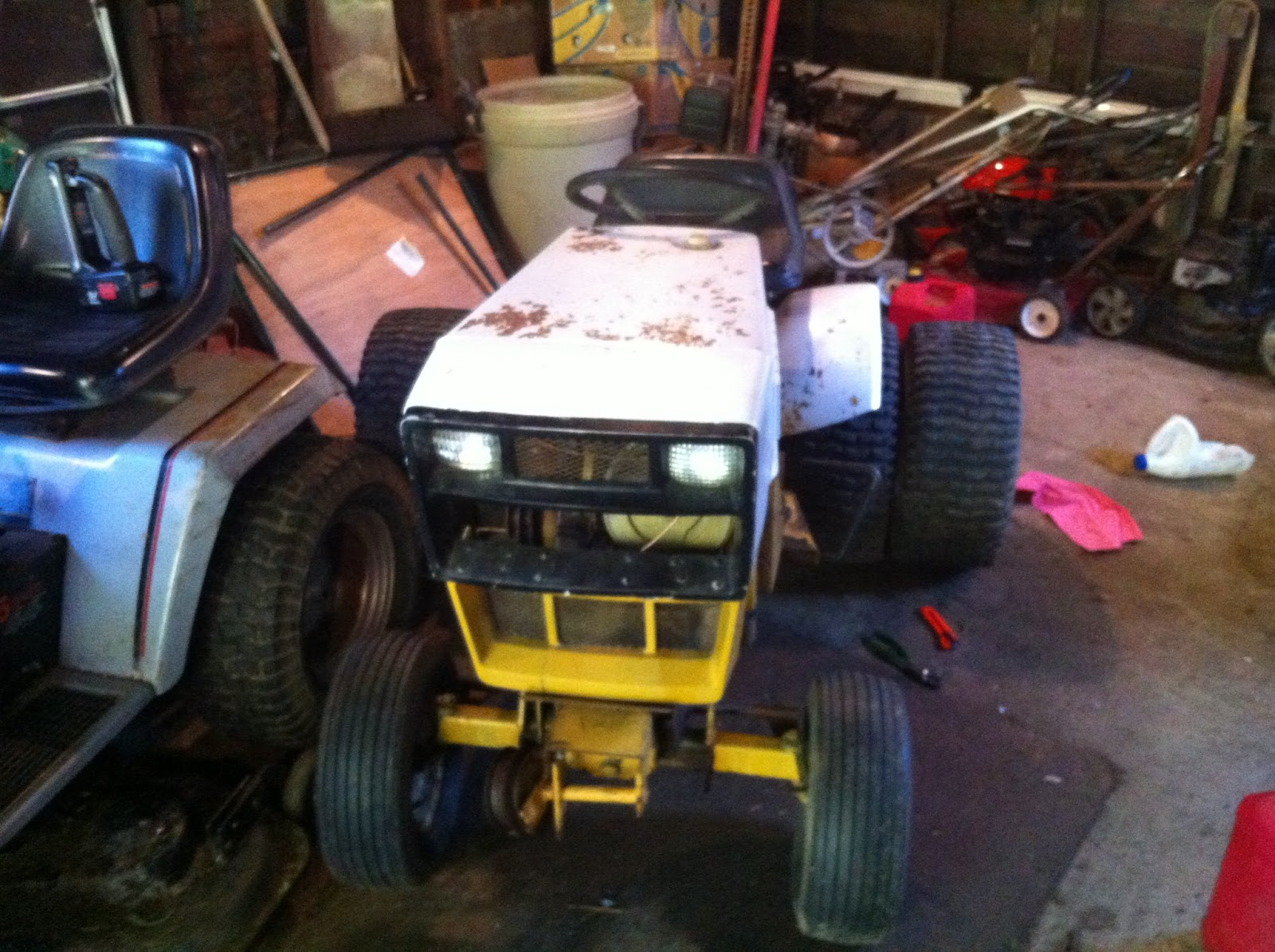 Ss16 Sears Garden Tractor : Sears suburban ss page mytractorforum