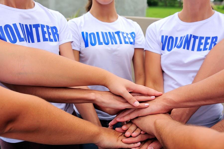 volunteer job