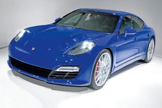 Porsche Pajun exclusive