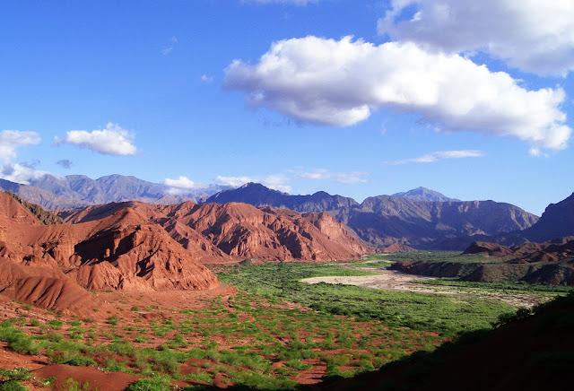 Valles Calchaquies salta argentina
