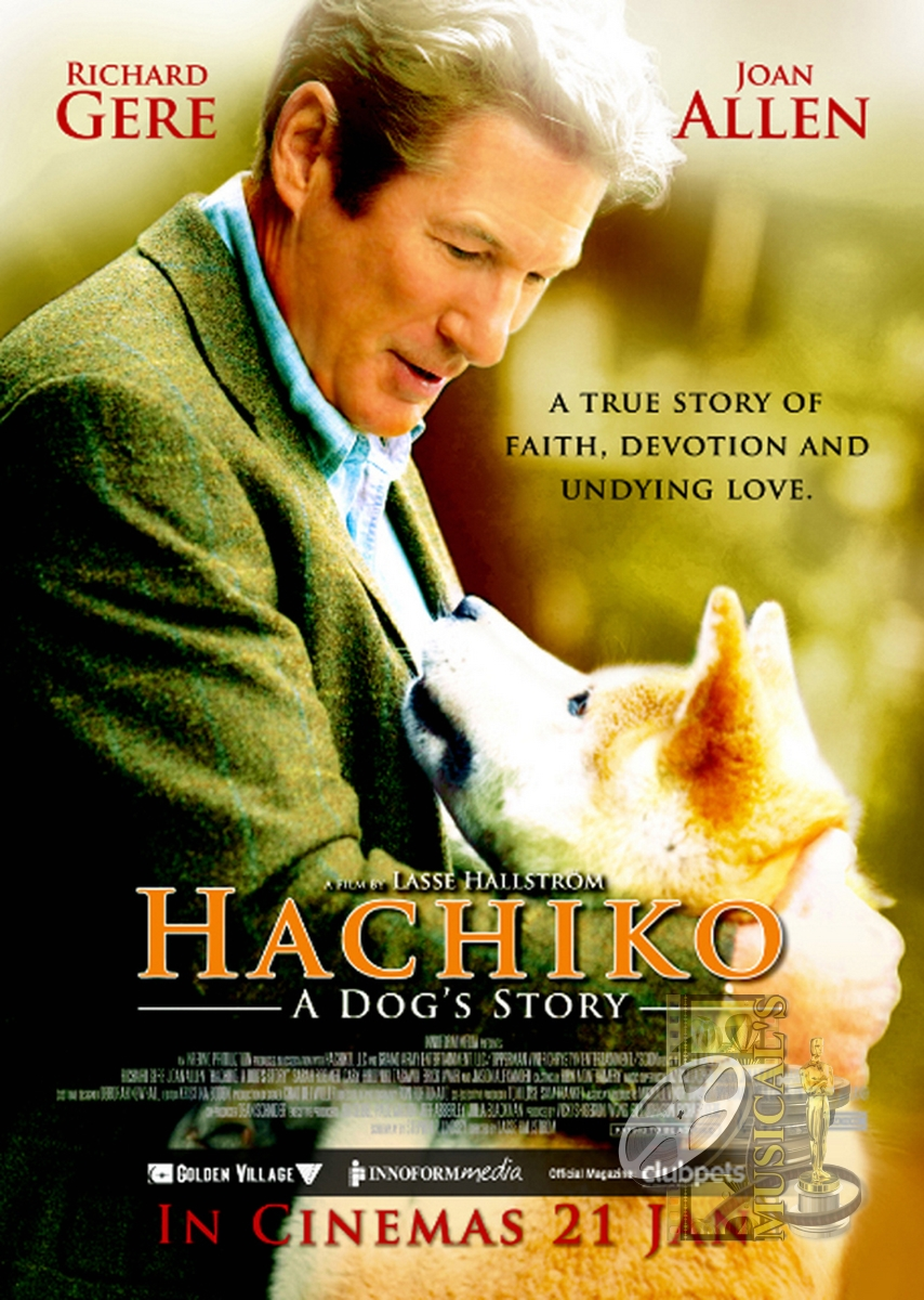 The most charmi... Hachiko Movie