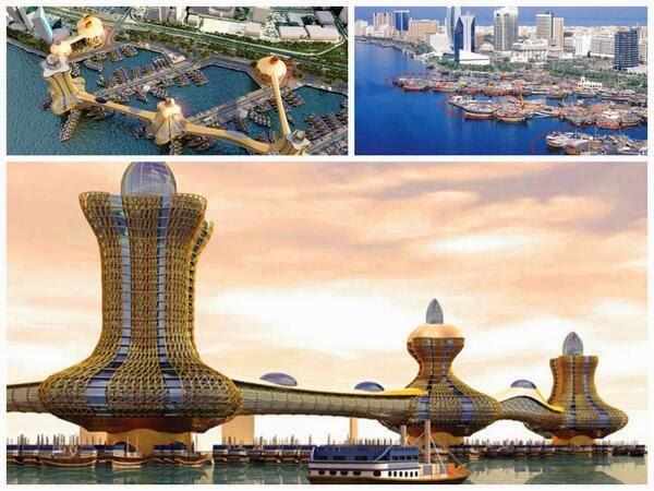 Dubai Bina Bandaraya Aladdin