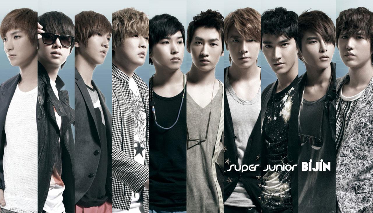 Catatan Rissa: Wallpaper Super Juniorrr
