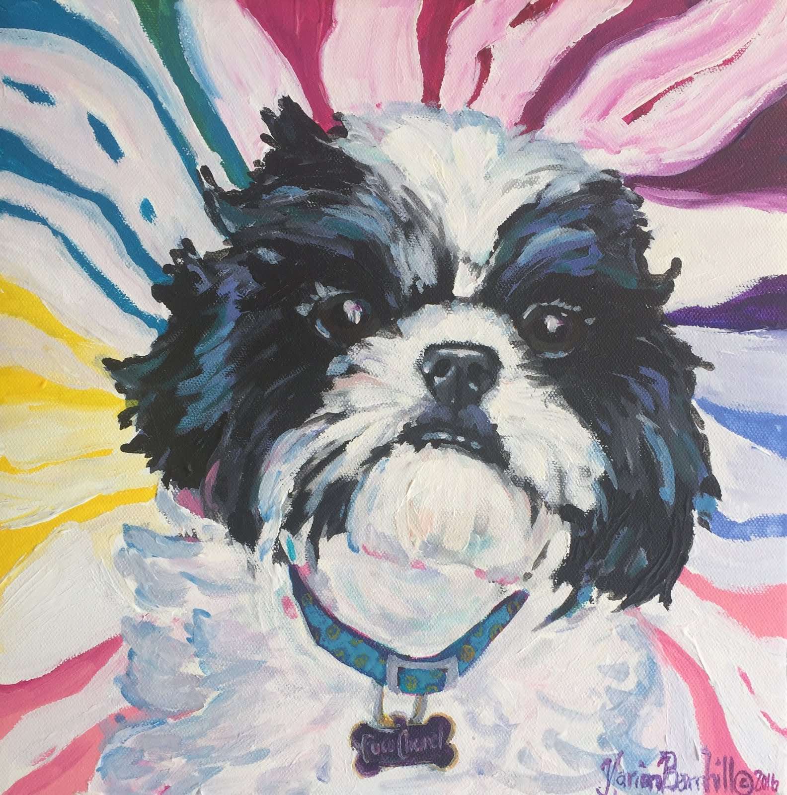 Our Recommended Pet Portrait Artist