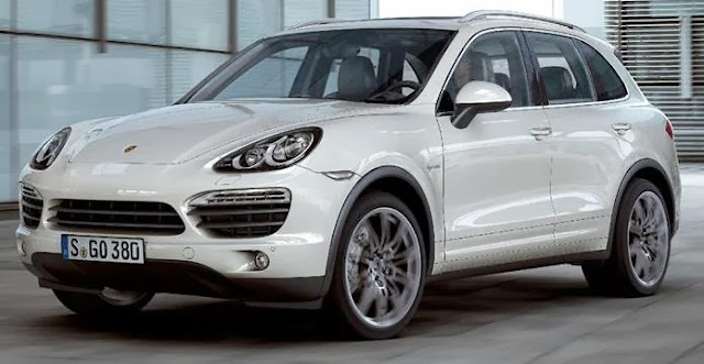 سعر ومواصفات وصور سيارة بورش Porsche Cayenne 2014