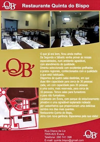 Restaurante Quinta do Bispo