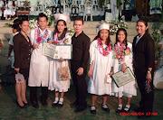 Deaf students in their high school graduation