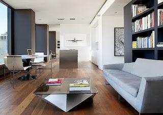 Contoh Desain Ruangan Apartemen Minimalis
