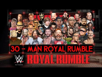 WWE royal rumble live streaming links