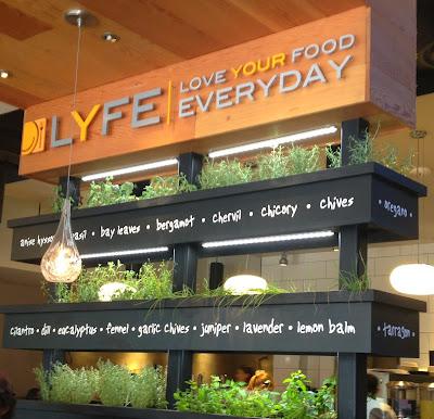 Road Trip!  LYFE Kitchen in Palo Alto