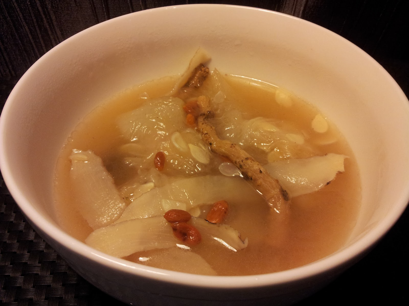 how to prepare shark fin soup