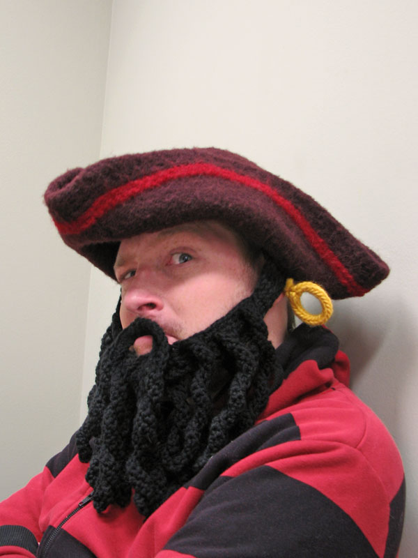Famous Crochet Beard Patterns Mold Sewing Pattern Dress Ideas