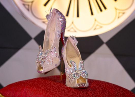 christian louboutin cinderella shoes replica