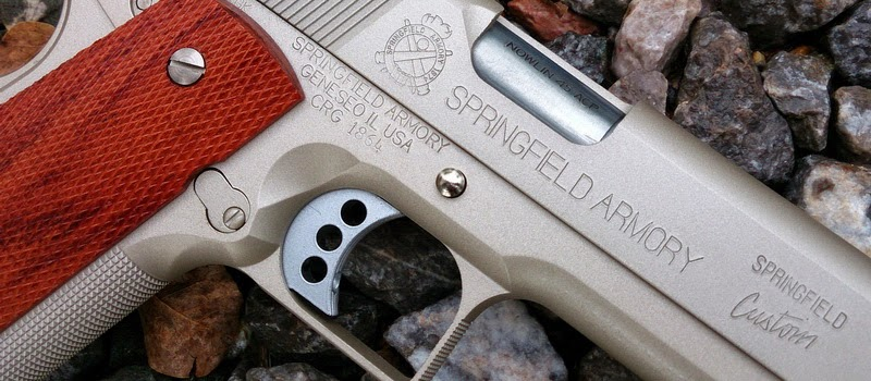 Western Arms SCW3 1911-A1 Springfield
