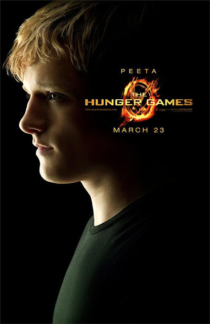 Hunger Games Character poster