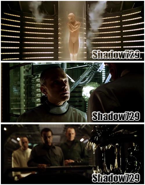 Alien: Resurrection (1997) | Alien 4: La Resurrección [720p]