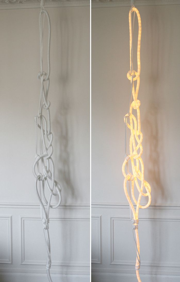 avant garde lighting. How About Lighting As A Rope? These \ Avant Garde