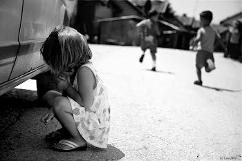 Los niños son la esperanza del mundo.José Marti